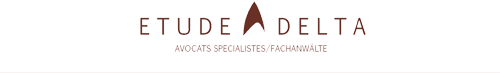 Etude Delta – Avocats Rechtsanwalt à Fribourg